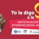 Certificación internacional AMLCA