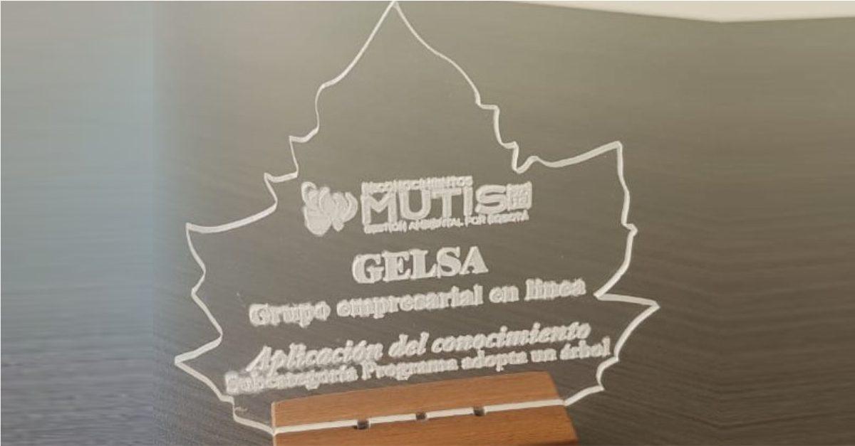 Gelsa recibe reconocimiento por su gestión ambiental