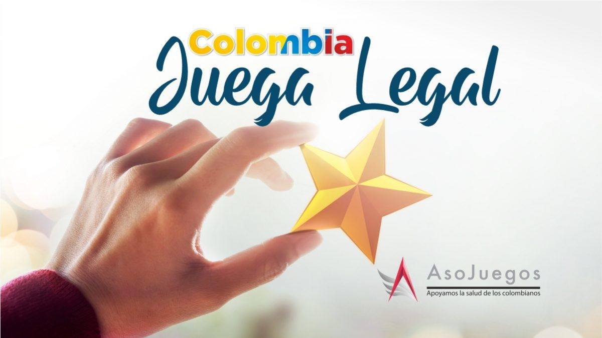 Colombia Juega Legal