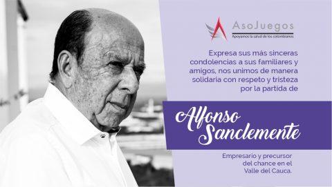 Alfonso Sanclemente