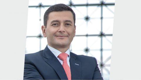 Jorge Castaño, superintendente Financiero de Colombia