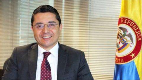 Javier Alberto Gutiérrez, director de la UIAF