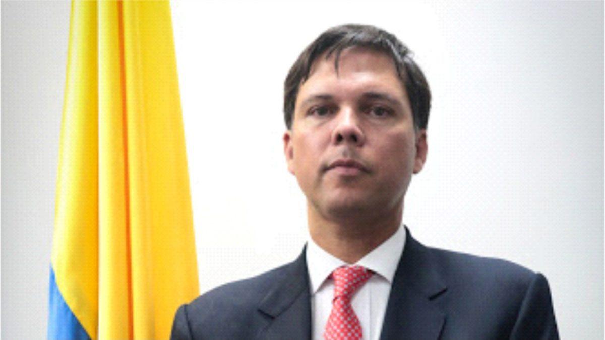 Juan B. Pérez, presidente de Coljuegos