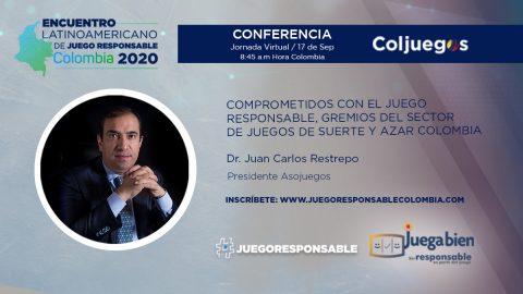 Asojuegos reafirma su compromiso con el Juego Responsable en Colombia