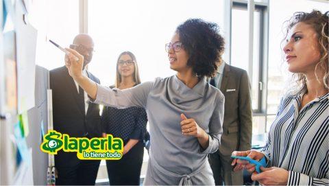 La Perla le apuesta a la formalización de su equipo de ventas.