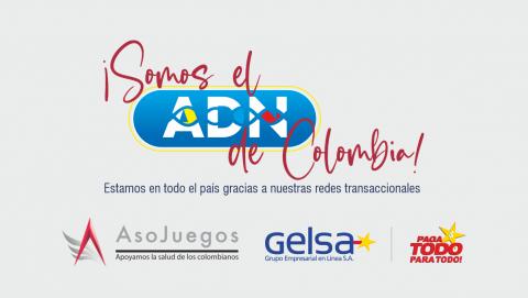 """Asojuegos lanzó la iniciativa """"Somos El ADN de Colombia"""", el primer invitado fue grupo Gelsa"""