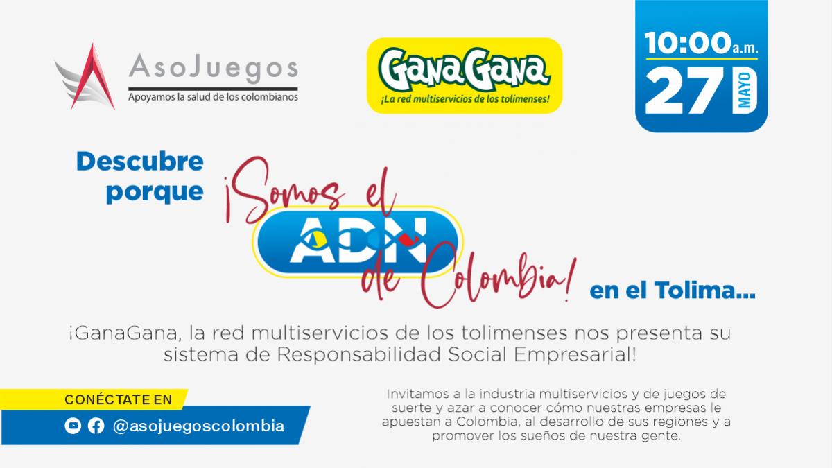 GanaGana nos presenta su gestión de Responsabilidad Social Empresarial